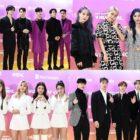 Stars Light Up The Red Carpet At The 2019 V Live Awards V HEARTBEAT