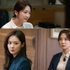 "Jang Nara And Lee Chung Ah Raise Tensions As Secrets Are Spilled In ""VIP"""