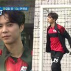 Watch: NCT's Johnny To Show Off Impressive Skills On Soccer Variety Show