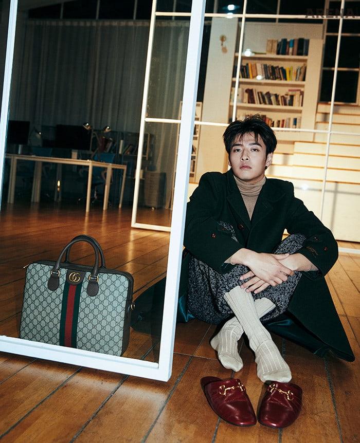 Nam diễn viên Kang Ha Neul và lý do tại sao anh lại yêu thích nghĩa vụ quân sự ảnh 7