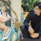 "Ha Ji Won And Yoon Kye Sang Have Fun Behind The Scenes In Greece For New Drama ""Chocolate"""