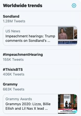 This Is BTS menjadi trending topic dunia