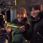 """Watch: Ji Chang Wook And Won Jin Ah Are A Playful Couple For Final Filming Of """"Melting Me Softly"""""""