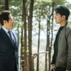 "Lee Seung Gi And Baek Yoon Shik Have A Tense Confrontation In ""Vagabond"""