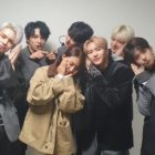 Apink's Jung Eun Ji Shows Love For Labelmates VICTON As They Wrap Up Latest Comeback Activities