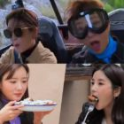 Apink's Bomi And Chorong Try Truffle Burgers And Fries + Go On Safari Tour In Croatia