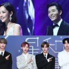 Park Min Young, Kim Jae Wook, And AB6IX Win Big At StarHub Night Of Stars 2019