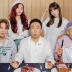 Kim Junsu, AOA's Chanmi, Park Myung Soo, And More Explore Sharing And Living Together In Poster For New Variety Show