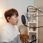"Watch: Super Junior's Sungmin Delights Fans With Live Studio Recording Video For ""Orgel"""