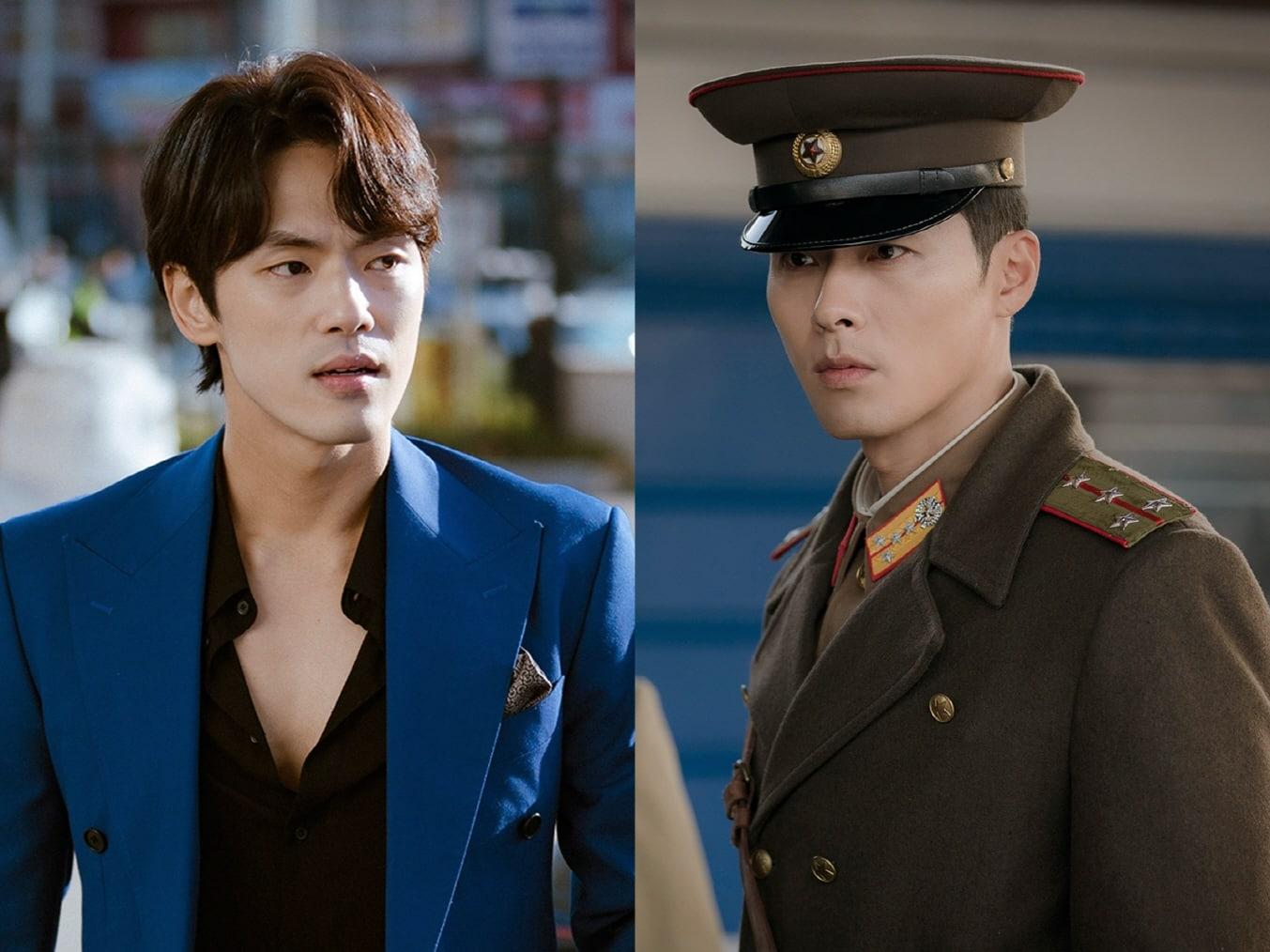 Kim Jung Hyun And Hyun Bin To Show Contrasting Charms As ...