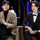 "Gong Yoo And Lee Dong Wook Talk About Their Friendship, Filming ""Goblin,"" And More On Lee Dong Wook's Talk Show Premiere"