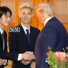EXO's Sehun Shares Story From Meeting US President Donald Trump
