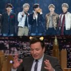 Watch: Jimmy Fallon Congratulates BTS On Winning Album Of The Year At 2019 Mnet Asia Music Awards