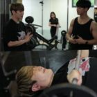 PENTAGON's Hongseok Turns Into A Trainer To Help FTISLAND's Minhwan Shed His Dad Bod
