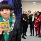 Child Actor Kim Kang Hoon Shows How He Became A Successful Fan Of BTS's V And MONSTA X