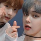 "TXT's Soobin And Yeonjun To Be Special MCs On ""Inkigayo"""
