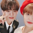 VICTON's Subin And AB6IX's Lee Dae Hwi Have A Backstage Reunion