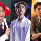 EXO's Suho Reveals His Favorite Nickname Shared By BTS's Jin And SHINee's Minho