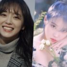 gugudan's Kim Sejeong Excitedly Responds To Praise From Role Model IU