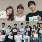 "Lee Sung Kyung, Han Suk Kyu, Ahn Hyo Seop, And More Attend Script Reading For ""Romantic Doctor Kim"" Season 2"