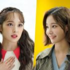 """Yeonwoo And Kim Bo Ra Are The Best Of Friends In Upcoming Rom-Com Drama """"Touch"""""""