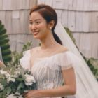 Jeon Hye Bin Is A Stunning Bride In Photos From Bali Wedding