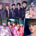 EXO, IU, BTS, Kang Daniel, And More Top Gaon Monthly + Weekly Charts