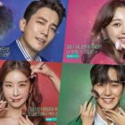 """Touch"" Cast Of Makeup Artists And Top Stars Reveal Their Motivations And More In Posters"