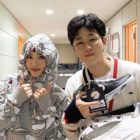 Sandara Park Gives DinDin The Perfect Gift For A G-Dragon Fan