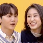 SEVENTEEN's Seungkwan Reveals He First Talked To SISTAR's Bora In Elementary School