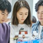 2PM's Taecyeon, Lee Yeon Hee, Im Joo Hwan, And More Attend 1st Script Reading For New Drama