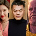 Sunmi Compares Park Jin Young To Thanos In Hilarious Exchange