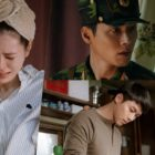 "Hyun Bin Is Both A Bewildered Soldier And A Sweet Cook In Front Of Son Ye Jin In ""Crash Landing On You"""