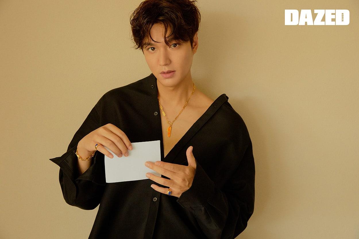 40 Questions Korean Drama - Lee Min Ho