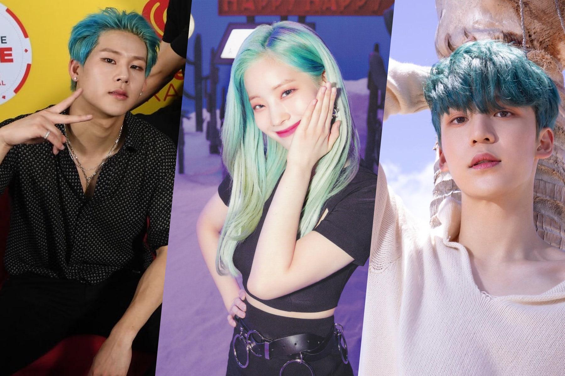 Tren Warna Rambut 2020 Yang Menyerupai Idol Kpop Woke Id