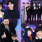 Stars Walk The Red Carpet At The 2019 KBS Entertainment Awards