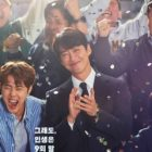 """Namgoong Min's New Drama """"Stove League"""" Achieves Its Highest Ratings Yet"""