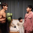 Kim Jong Kook Makes Yoo Se Yoon's Son's Wishes Come True By Showing Off His Muscles + Turning Into The Hulk