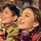 Park Bo Gum And Red Velvet's Seulgi Chosen As Models For Coca-Cola Korea's New Year Campaign