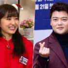 Lee Hye Sung Gushes About Her Boyfriend Jun Hyun Moo's Cuteness