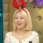 MOMOLAND's JooE Shares How Nancy Helped Her During Her Burnout