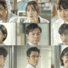 """Individual Character Posters Amp Up The Hype For """"Dr. Romantic 2"""""""