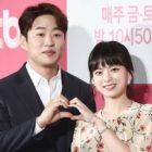 "Chun Woo Hee Thanks ""Melo Is My Nature"" Co-Star Ahn Jae Hong For Support On Set Of New Film"