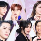 Stars Rock The Red Carpet At 2019 KBS Song Festival