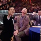 """Watch: Super Junior's Heechul, Shin Dong Yup, And More Dance Along To Chungha's """"Gotta Go"""" At 2019 SBS Entertainment Awards"""