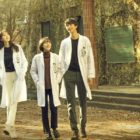 """Lee Sung Kyung, Ahn Hyo Seop, And So Ju Yeon Are Smiling Warmly In New Poster For """"Dr. Romantic 2"""""""