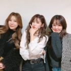 Secret Celebrates 10th Anniversary At Jun Hyosung's Concert