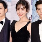Stars Shine On 2019 MBC Drama Awards Red Carpet