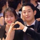 Han Ji Min Makes Jung Hae In Laugh With Her Reply When Asked How She Feels Around Him