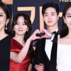 Stars Light Up Red Carpet At 2019 KBS Drama Awards